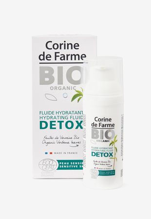 Corine De Farme Bio Krema za nego obraza 50 ml