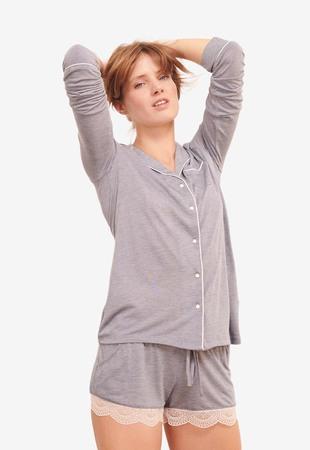 Etam Pižama zgornji del dolg rokav