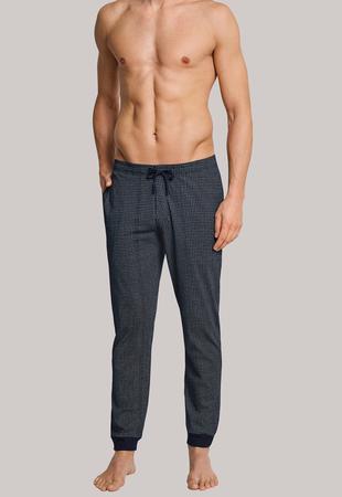 Schiesser Pižama spodnji del dolge hlače