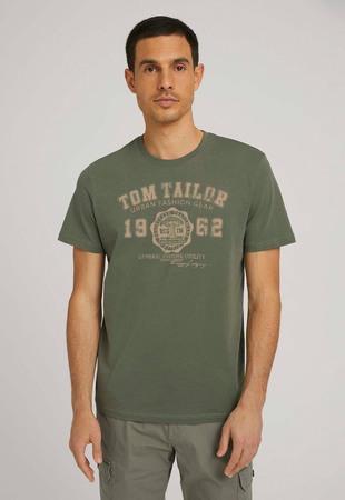 Tom Tailor Majica kratek rokav