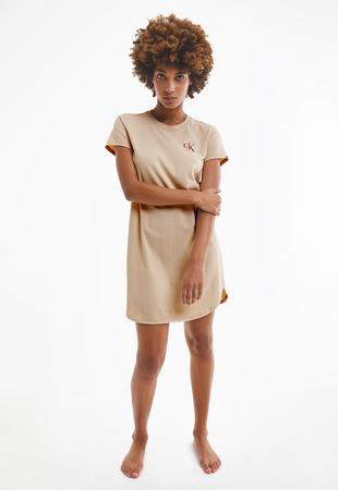 Calvin Klein Spalna srajca kratek rokav
