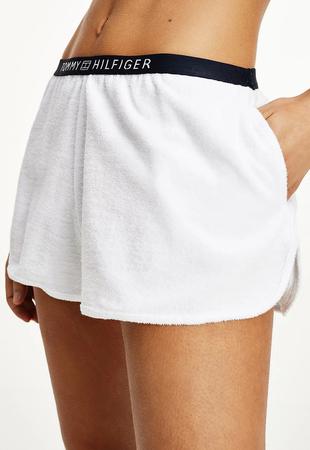 Tommy Hilfiger Pižama spodnji del kratke hlače