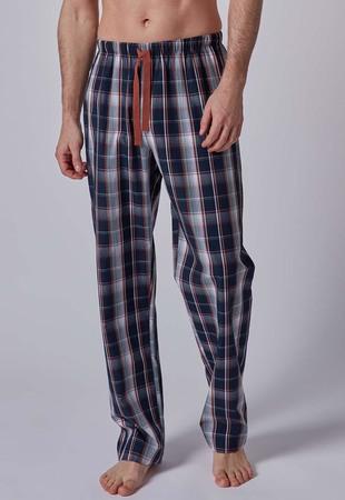 Huber Pižama spodnji del dolge hlače