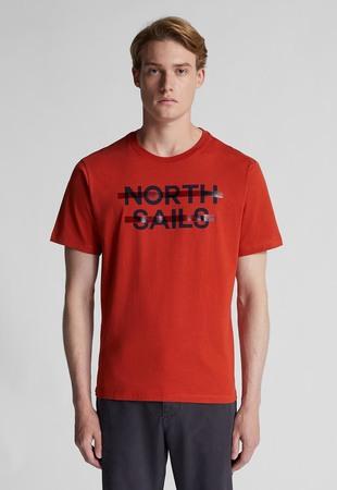 North Sails Majica kratek rokav