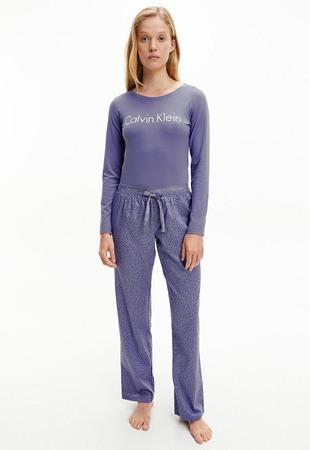 Calvin Klein Pižama dolg rokav