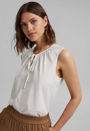 Esprit Collection Bluza kratek rokav