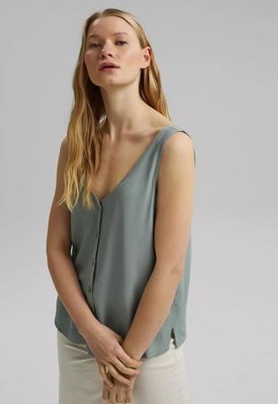 Esprit Casual Bluza kratek rokav