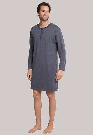 Schiesser Spalna srajca dolg rokav