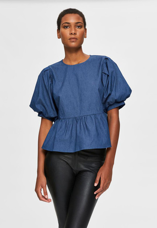 Selected Bluza kratek rokav