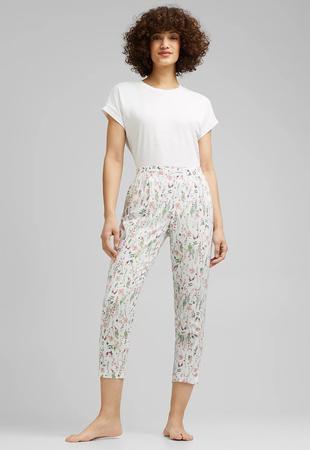 Esprit Pižama spodnji del dolge hlače