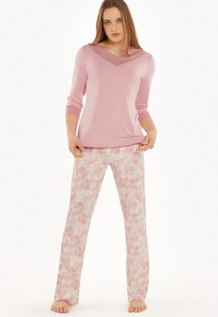 Lisca Pižama spodnji del dolge hlače