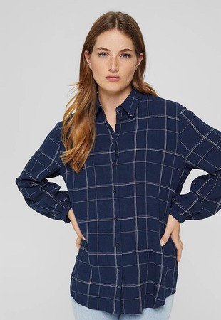 Esprit Casual Bluza dolg rokav