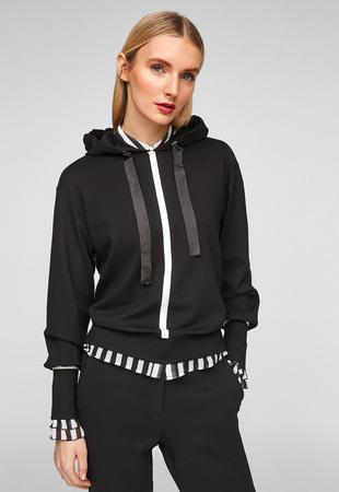 S.Oliver Black Label Športni pulover