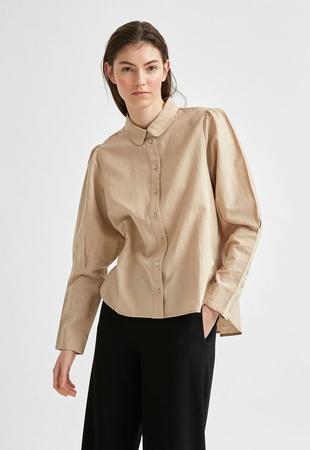 Selected Bluza dolg rokav