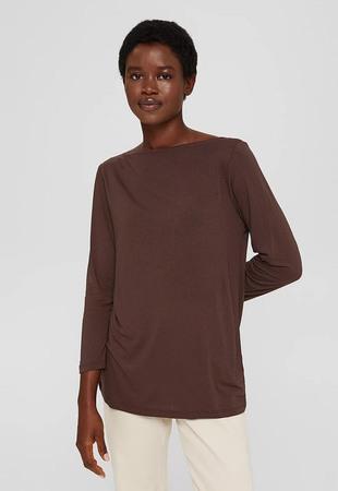 Esprit Collection Majica dolg rokav