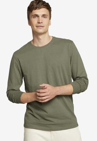 Tom Tailor Majica dolg rokav