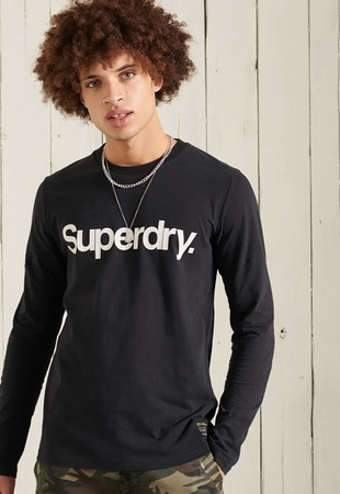 Superdry Majica dolg rokav