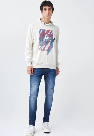Salsa Športni pulover